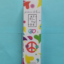 Eau de toilette Peace & Love Attitude 50ml
