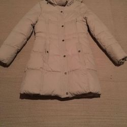 Coat winter on sindepona