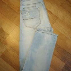 Ragged jeans