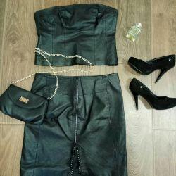 Suit (leather)