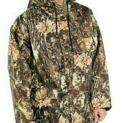 avcılık için pvc naylon ceket