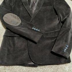 Jachetă de suede pentru un adolescent