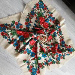 Pavlo Pasade wool scarf