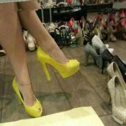 Her vesile için ayakkabı