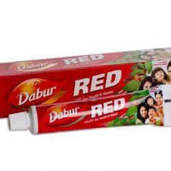 Red pastă de dinți aurivică roșie dabur