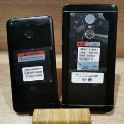 Xiaomi Redmi Note 4x (чорний, золотий)