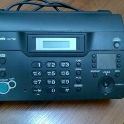 Faks makinesi Panasonic KX-FT923 faks