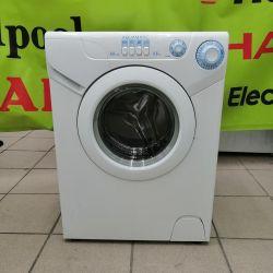 Candy washing machine AQUAMATIC guarantee