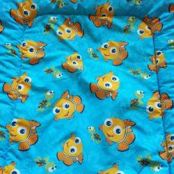 Waterproof mat for babies