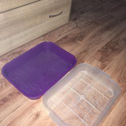 Tray cat BU