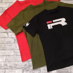 T-shirt Iron Rebel