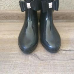 Rubber boots 36