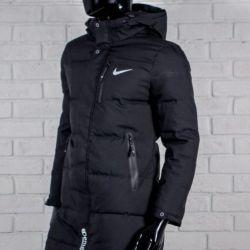 Пуховик Nike Democracy Black