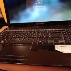Packard Bell i5-2450M 2,5Ггц, 15.6, ОЗУ 6Гб