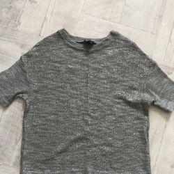 Тонкий легкий пуловер topshop