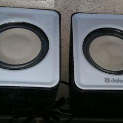 колонки с USB входом defender