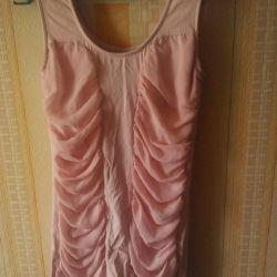 Evening top, mini dress