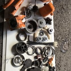 Spare parts for chainsaws Ural Friendship Taiga chain Parma