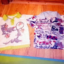 Clothing package for a boy
