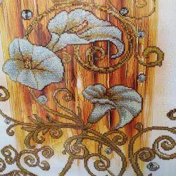 Ζωγραφική από τους Σταυρούς του Swarovski