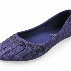 Slim παπούτσια μπαλέτου ποδιών