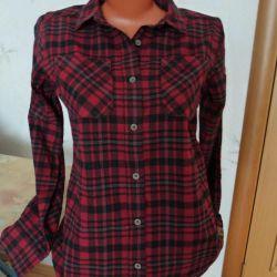 Yeni sıcak gömlek