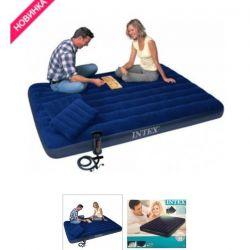 Inflatable mattress Intex
