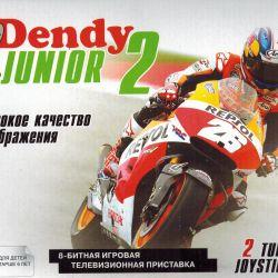 Игровая приставка Dendy Junior 2 Classic M. Денди