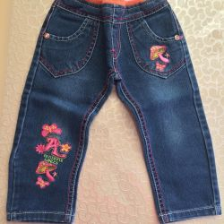 Jeans 86/92