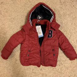 Erkek çocuk ceketi 92