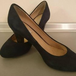 Туфли geox 35-35,5 размер