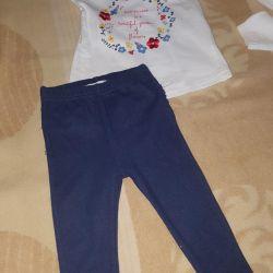 Одежда для девочки р 80-86