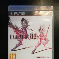 Το PS 3 Final Fantasy XIII-2 παιχνίδι