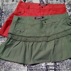 ??? Two skirts 150 rubles each