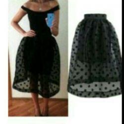Красивая необычная юбка