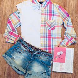 Shirt, shorts