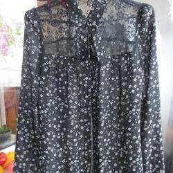 Блузки и рубашки дешево