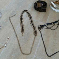 Jewelry and Belts
