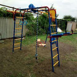 Complexul sportiv pentru copii din stradă
