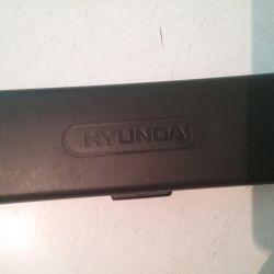 Футляр для панелі магнітоли HYUNDAI