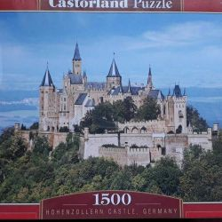 Puzzles 1500 items NEW