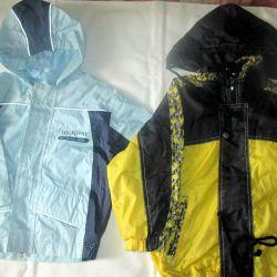 2 Jachete-jachete + pălării / timp de 2-4 ani