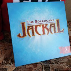 Jackal, board game. New.