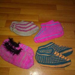 Short home socks