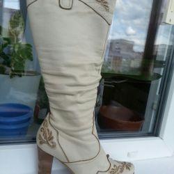 Doğal deri ayakkabı 37