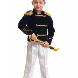 Children's carnival costume Hussar