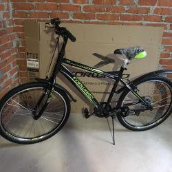 Bicicletă nouă înainte Flash 26 1.0