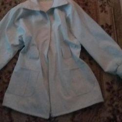 Rüzgarlık önleyici ceket comp.