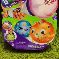 Magic baloane bile