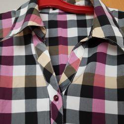 Рубашка новая 46-48р